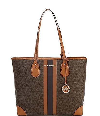 Michael Kors Signature Eva Large Tote Bag