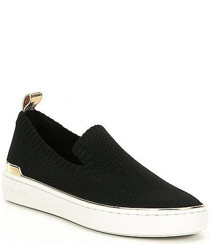 64fd41233a MICHAEL Michael Kors Skyler Slip On Sneakers