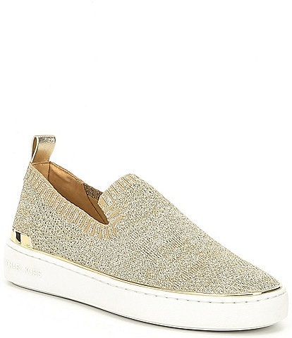 91f097f68016 MICHAEL Michael Kors Skyler Slip On Sneakers