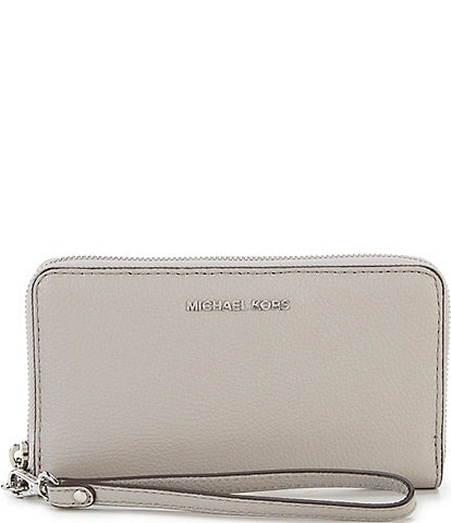 Michael Kors Mercer Large Flat Multifunction Phone Wallet