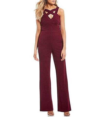 Midnight Doll X-Yoke ITY Jumpsuit