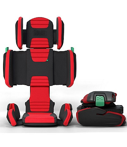 hifold Adjustable and Portable Highback Booster Car Seat