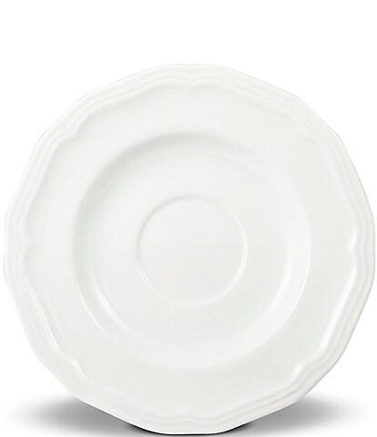 Mikasa Antique White Saucer