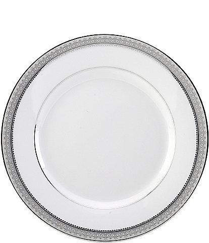 Mikasa Platinum Crown Porcelain Bread & Butter Plate