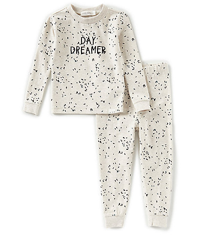 Miles Baby Baby Boys 12-24 Months Day Dreamer 2-Piece Pajama Set