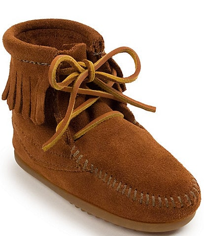 Minnetonka Kids' Suede Tramper Boot (Infant)