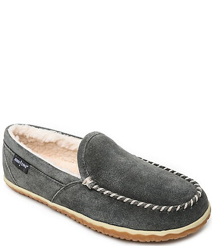 Minnetonka Men's Tilden Moc Slipper