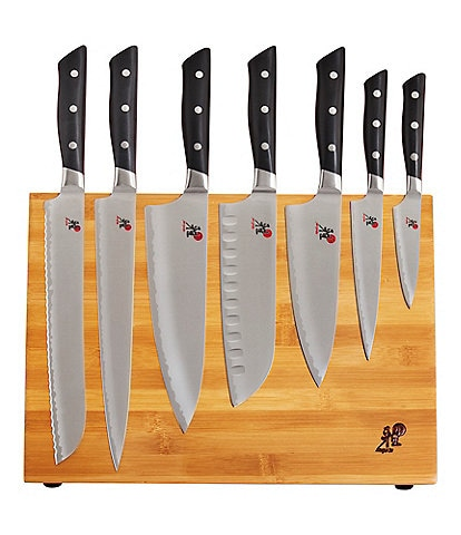 Miyabi Evolution 10 Piece Knife Block Set