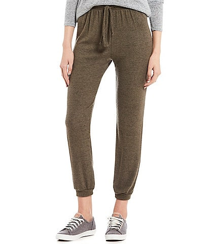 Moa Moa Brushed Jogger Pants