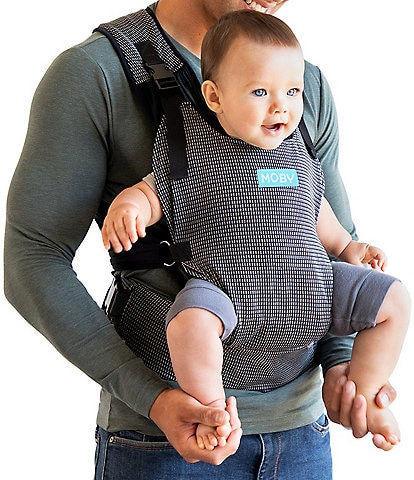 MOBY Cloud Ultra-Light Hybrid Baby Carrier