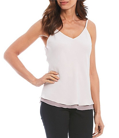 Modern Movement Knit Reversible Camisole