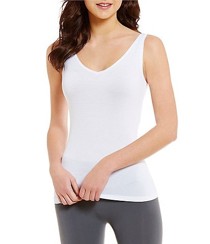 Modern Movement Reversible Knit Tank