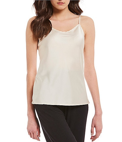 Modern Movement Seamless Satin Matte Camisole