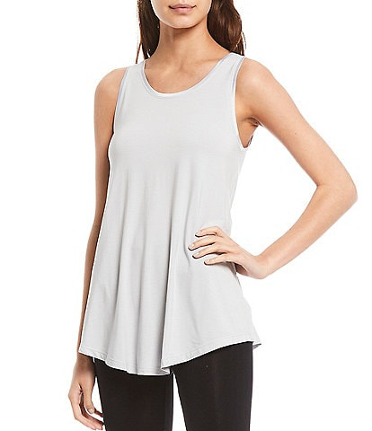 Modern Movement Swing Stretch Knit Tank