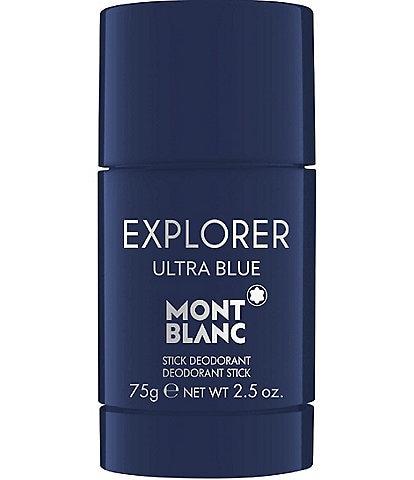 Montblanc Explorer Ultra Blue Deodorant Stick