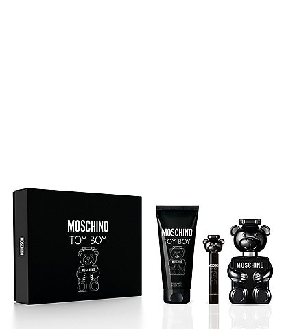 Moschino Toy Boy 3-Piece Gift Set
