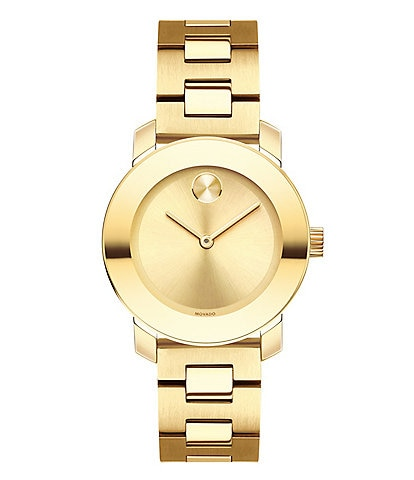Movado Bold Analog Bracelet Watch