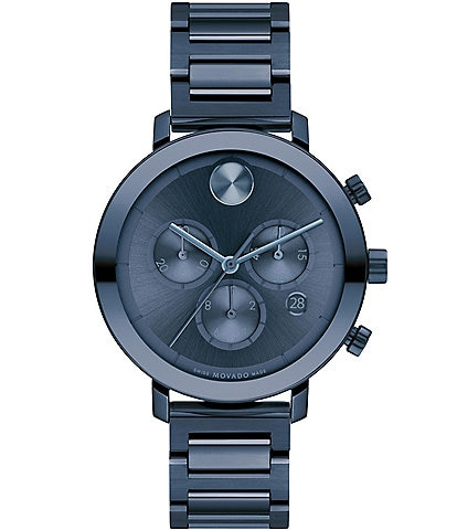 Movado Bold Evolution Chronograph Bracelet Watch