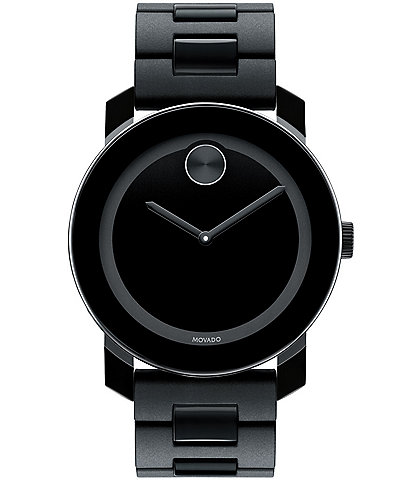 Movado Bold Large Bracelet Analog Watch