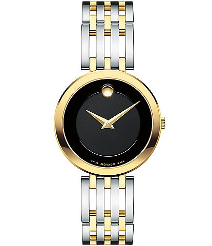Movado Women's Esperanza Two-Tone Watch
