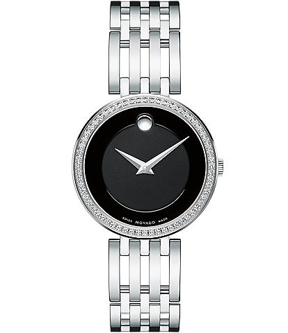 Movado Women's Esperanza Crystal Watch