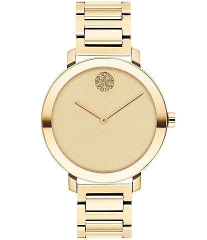 Movado Women's Movado BOLD Evolution Gold Bracelet Watch