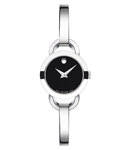Movado Women's Rondiro Swiss Quartx Movement Watch
