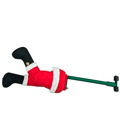 Mr. Christmas 16#double; Animated Santa Kickers