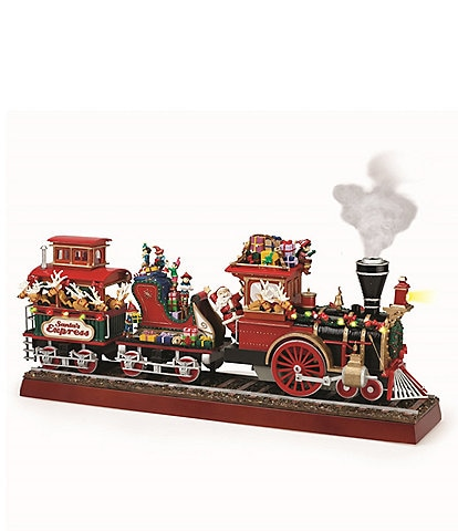 Mr. Christmas Animated Santa's Express Train