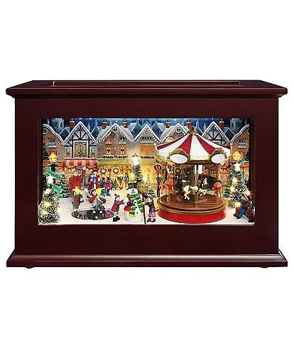 Mr. Christmas Heirloom Christmas Music Box