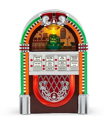 Mr. Christmas Musical and Light Up Rock-O-Rama Jukebox