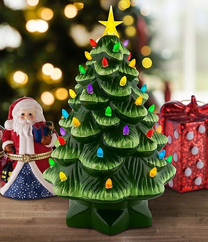 Mr. Christmas Nostalgic Collection 14#double; Christmas Tree