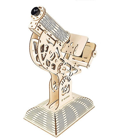 Mr. Playwood Working Microscope Mechanical Puzzle