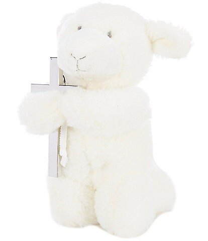 Mud Pie Baby Musical Prayer Plush Lamb