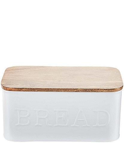 Mud Pie Circa Bread Box