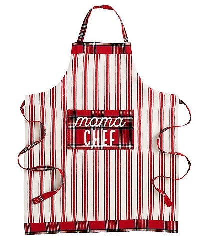Mud Pie Gifts To Go Collection Mom Chef Holiday Apron