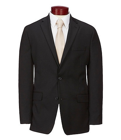 Murano Big & Tall Wardrobe Essentials Classic-Fit Suit Separates Twill Blazer