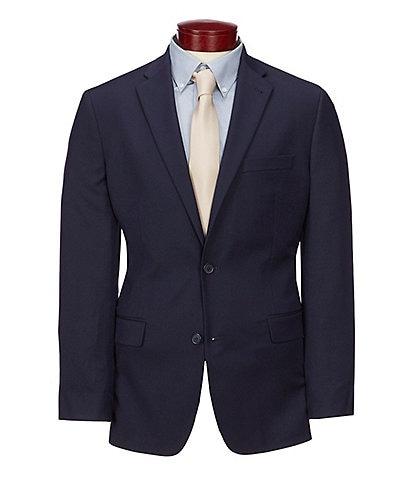 Murano Big & Tall Wardrobe Essentials Classic-Fit Suit Separates Twill Blazer