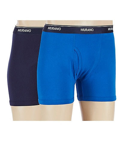 Murano Comfort Stretch Boxer Briefs 2-Pack