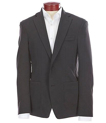 Murano Performance Stretch Slim-Fit Suit Separates Blazer