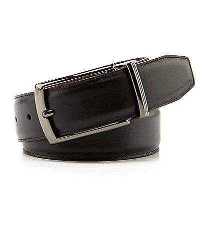 Murano Reversible Leather Belt