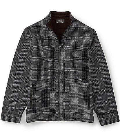 Murano Reversible Quilted Knit Jacket