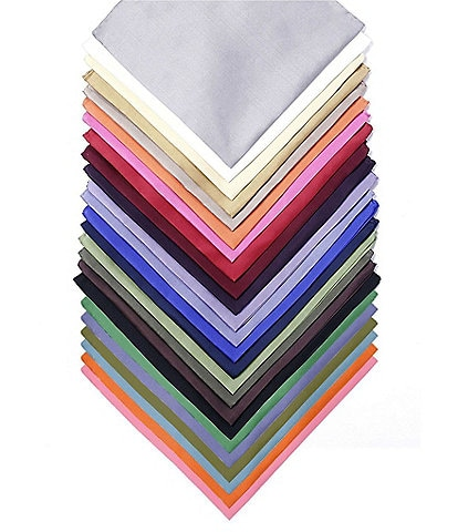 Murano Silk Pocket Square