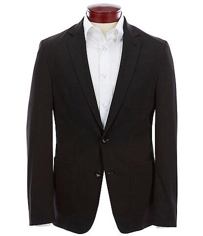 Murano Wardrobe Essentials Slim-Fit Suit Separates Knit Blazer