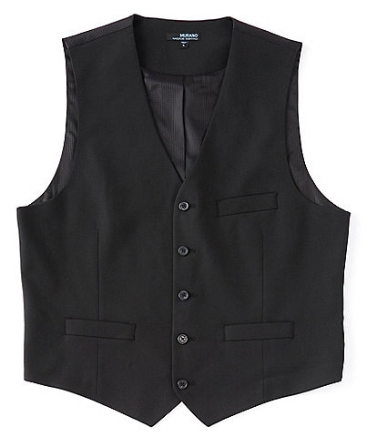 Murano Wardrobe Essentials Suit Separates Twill Vest