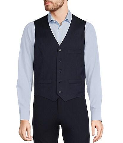 Murano Wardrobe Essentials Suit Separates Twill Vest