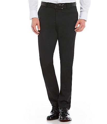 Murano Wardrobe Essestials Evan Extra Slim Flat Front Dress Pants