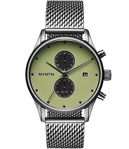 MVMT Men's Voyager Stainless Steel Bracelet Watch