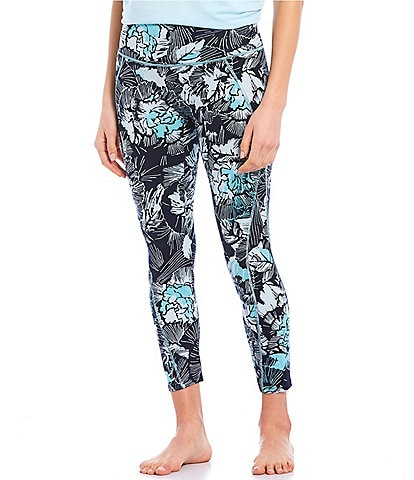 N by Natori NPower Petals Printed Sleep Leggings