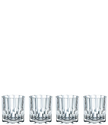 Nachtmann Aspen Whisky Glasses Set of 4
